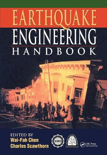 9780849300684: Earthquake Engineering Handbook (New Directions in Civil Engineering)