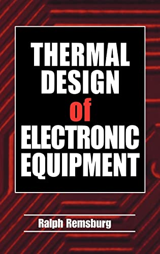 9780849300820: Thermal Design of Electronic Equipment (Electronics Handbook Series)