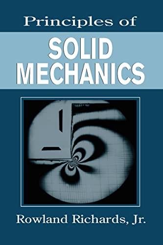 9780849301148: Principles of Solid Mechanics
