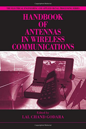 9780849301247: Handbook of Antennas in Wireless Communications (Electrical Engineering & Applied Signal Processing Series)