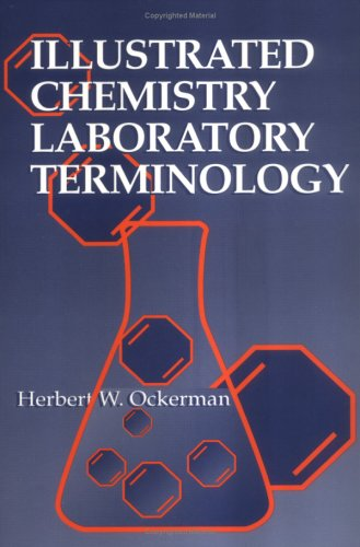 9780849301520: Illustrated Chemistry Laboratory Terminology