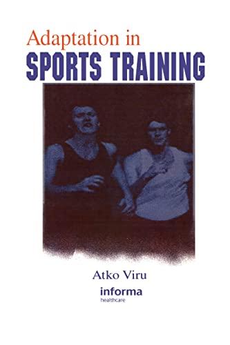 9780849301711: Adaptation in Sports Training