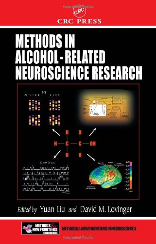 9780849302039: Methods in Alcohol-Related Neuroscience Research (Frontiers in Neuroscience)