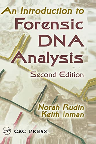 9780849302336: An Introduction to Forensic DNA Analysis, Second Edition