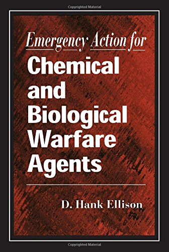 9780849302411: Emergency Action for Chemical and Biological Warfare Agents
