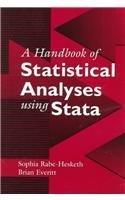 9780849303876: Handbook of Statistical Analyses Using Stata