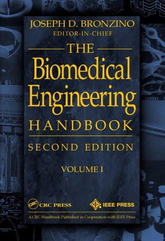 9780849304613: Biomedical Engineering Handbook, Volume I