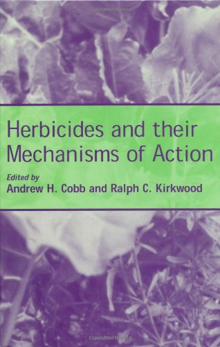 9780849305023: Herbicides and Their Mechanisms of Action (Sheffield Biological Siences)
