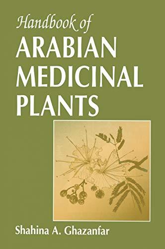 9780849305399: Handbook of Arabian Medicinal Plants