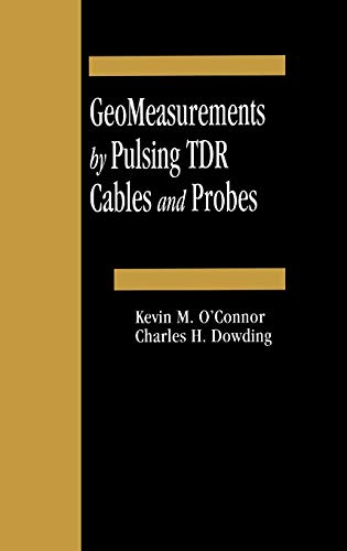 9780849305863: GeoMeasurements by Pulsing TDR Cables and Probes