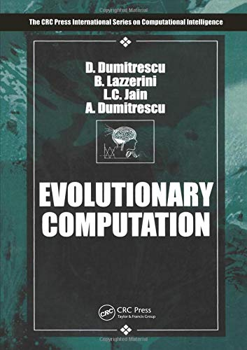 9780849305887: Evolutionary Computation (International Series on Computational Intelligence)