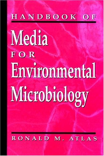 9780849306037: Handbook of Media for Environmental Microbiology