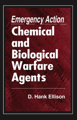 9780849306136: Emergency Action for Chemical and Biological Warfare Agents