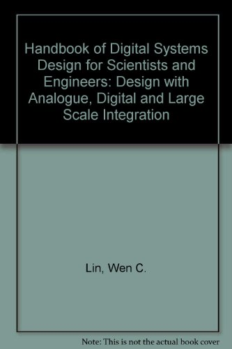 Crc Handbook Of Digital Systems Design F: Wen C. Lin