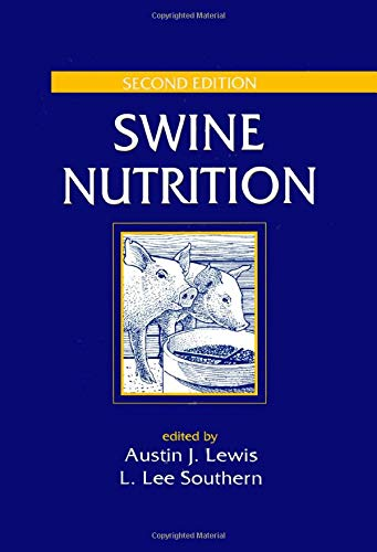 9780849306969: Swine Nutrition, Second Edition