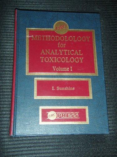 9780849307164: Methodology for Analt Toxicology