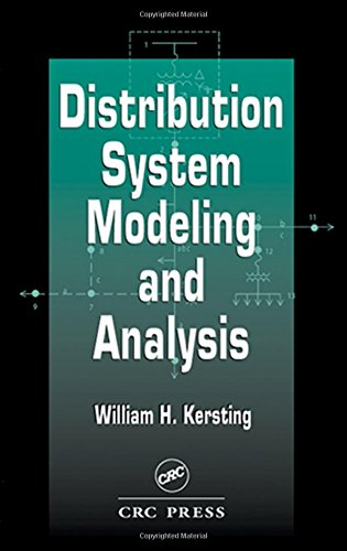 9780849308123: Distribution System Modeling and Analysis (Electric Power Engineering Series)