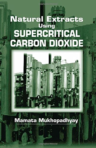 9780849308192: Natural Extracts Using Supercritical Carbon Dioxide