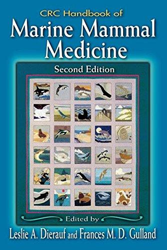 9780849308390: CRC Handbook of Marine Mammal Medicine: Health, Disease, and Rehabilitation, Second Edition