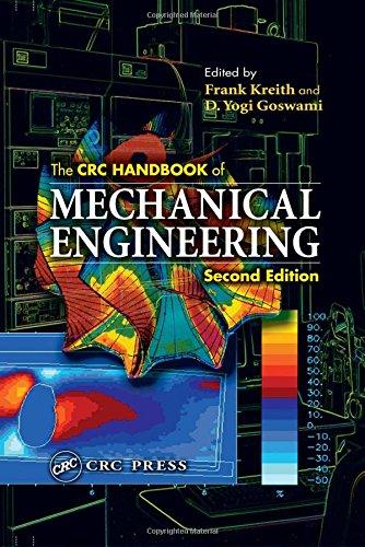 9780849308666: The CRC Handbook of Mechanical Engineering, Second Edition (Handbook Series for Mechanical Engineering)