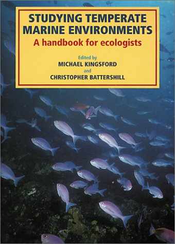 9780849308833: Studying Temperate Marine Environments: A Handbook for Ecologists