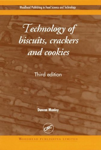 9780849308956: Technology of Biscuits, Crackers, and Cookies, Third Edition