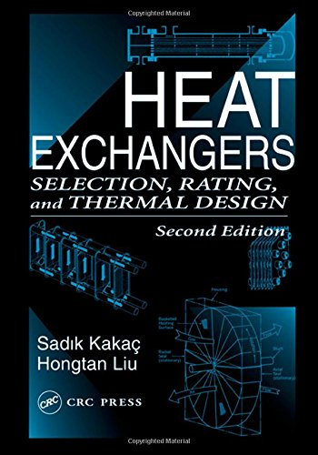 9780849309021: Heat Exchangers: Selection, Rating, and Thermal Design, Second Edition
