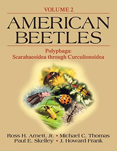 9780849309540: American Beetles, Volume II: Polyphaga: Scarabaeoidea through Curculionoidea