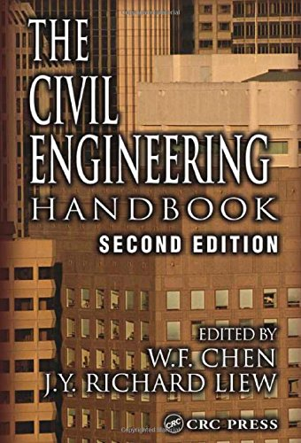 9780849309588: The Civil Engineering Handbook, Second Edition (New Directions in Civil Engineering)