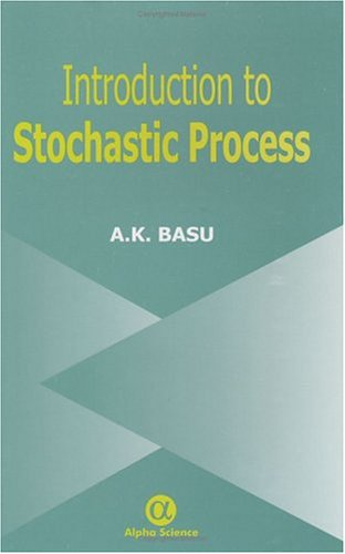 9780849309915: An Introduction to Stochastic Process