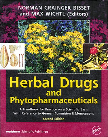 9780849310119: Herbal Drugs and Phytopharmaceuticals, Third Edition