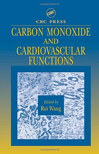 9780849310416: Carbon Monoxide and Cardiovascular Functions