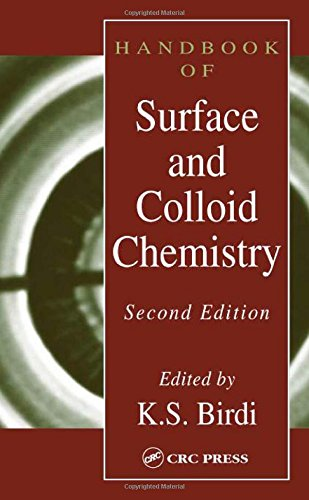 9780849310799: Handbook of Surface and Colloid Chemistry, Second Edition