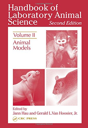 9780849310843: Handbook of Laboratory Animal Science, Second Edition: Animal Models, Volume II