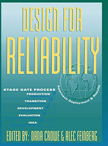 9780849311116: Design for Reliability (Electronics Handbook Series)