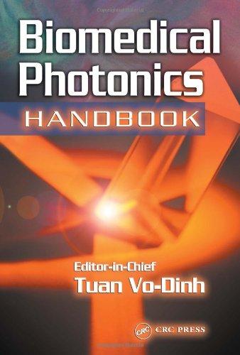 9780849311161: Biomedical Photonics Handbook