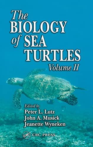 9780849311239: Biology of Sea Turtles, Vol. 2