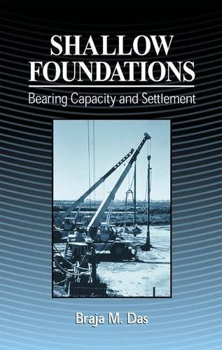 9780849311352: Shallow Foundations: Bearing Capacity and Settlement