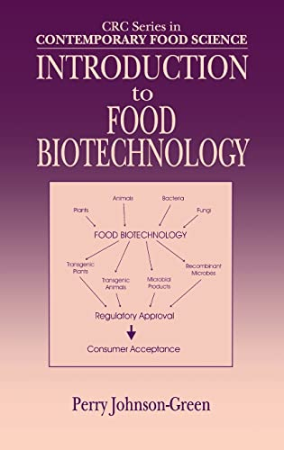 9780849311529: Introduction to Food Biotechnology (Contemporary Food Science)