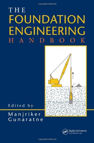 9780849311598: The Foundation Engineering Handbook
