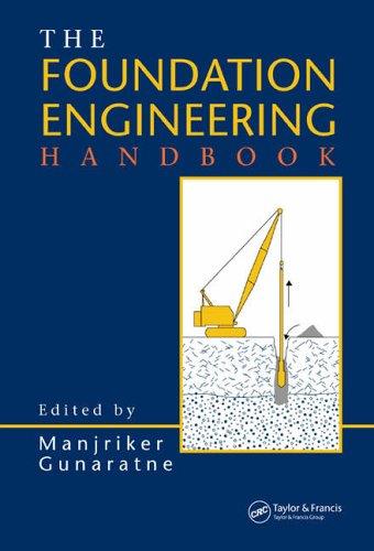 9780849311598: The Foundation Engineering Handbook