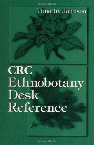 9780849311871: CRC Ethnobotany Desk Reference