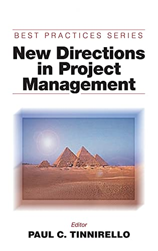 9780849311901: New Directions in Project Management (Best Practices)