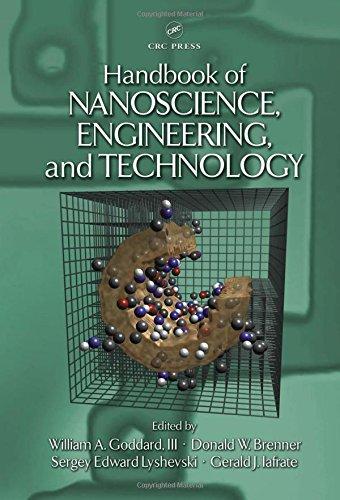 9780849312007: Handbook of Nanoscience, Engineering, and Technology (Electrical Engineering Handbook)