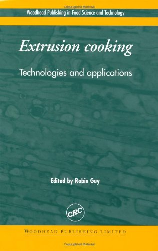 9780849312076: Extrusion Cooking: Technology and Applications