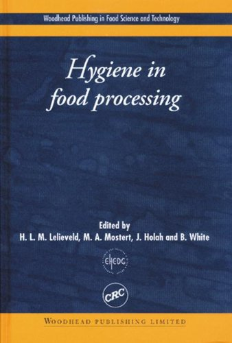9780849312120: Hygiene in Food Processing: Principles and Practice (Woodhead Publishing Series in Food Science, Technology and Nutrition)