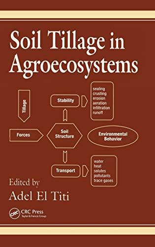 9780849312281: Soil Tillage in Agroecosystems (Advances in Agroecology)