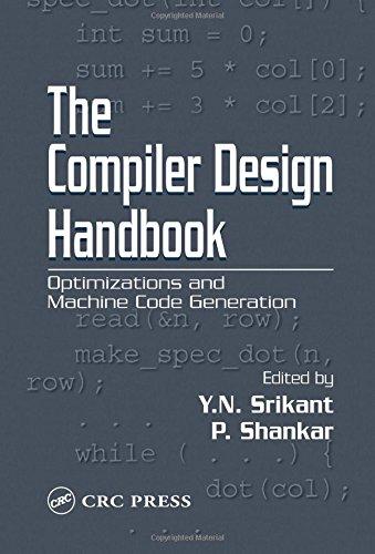 9780849312403: The Compiler Design Handbook: Optimizations & Machine Code Generation