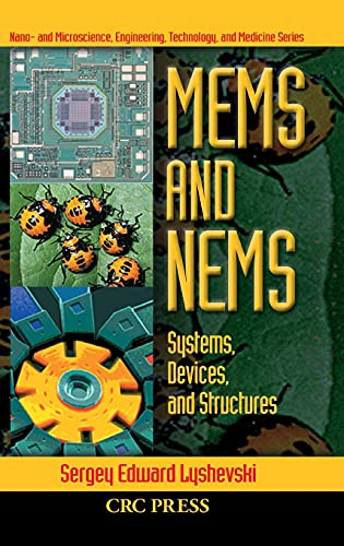 9780849312625: MEMS and NEMS: Systems, Devices, and Structures