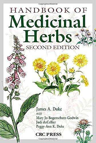 9780849312847: Handbook of Medicinal Herbs, Second Edition